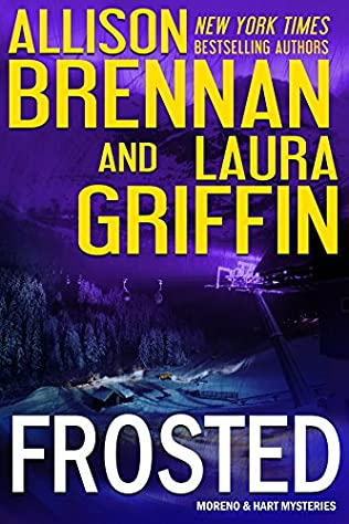 book cover of Frosted