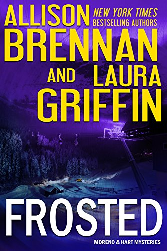 Frosted Moreno Mysteries Allison Brennan ebook product image