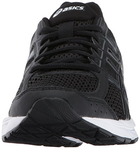 ASICS Womens Gel-Contend 4 Running Shoe, Black/Carbon, 6 D US by ASICS (Image #4)