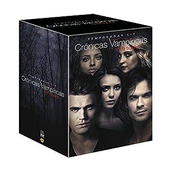 Crónicas Vampíricas Temporada 1-7 [DVD]: Amazon.es: Julie Plec ...