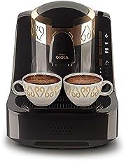 Arzum Okka kaffemaskin 2 Tassen svart