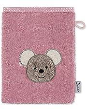 Sterntaler Washandje Mouse Mabel, grootte: 21 x 15 cm, roze 7202001