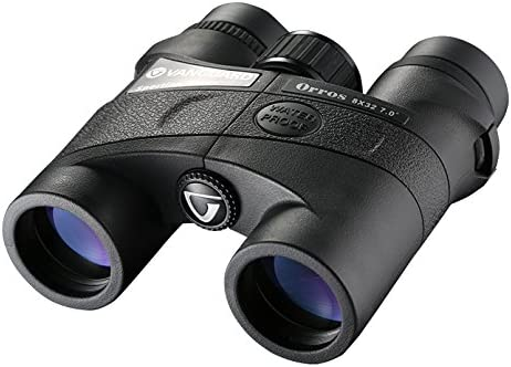 Vanguard Orros 8320 8×32 Waterproof Fogproof Binoculars Black