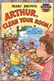 Arthur, Clean Your Room!, Marc Brown, 0375808736