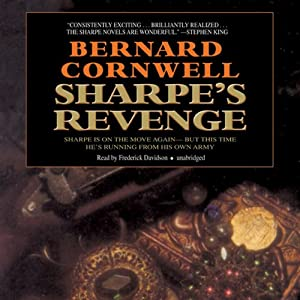 Sharpe's Revenge Audiobook