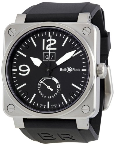 Bell-and-Ross-Grande-Date-and-Reserve-De-Marche-Automatic-Mens-Watch-BR0390-BL-ST