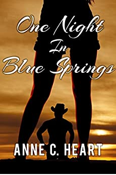 One Night in Blue Springs by [Heart, Anne]