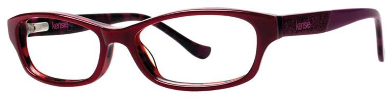 Eyeglasses Kensie PEACE MAROON Maroon
