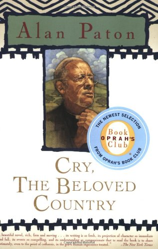 "essays about cry the beloved country The book ""cry, the beloved country"" by alan paton is a book about agitation and turmoil of both whites and blacks over the white segregation policy called apartheid."