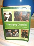 Managing Diversity, People Skills for a Multicultural Workplace, CARR-RUFFINO, 053612602X