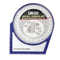 Nível Angular com Base Magnética e Angulos de 0 a 90° 610056 Lee Tools