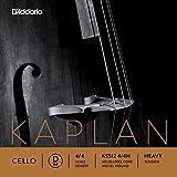 D\'Addario Kaplan Cello Single D String, 4/4 Scale, Heavy Tension
