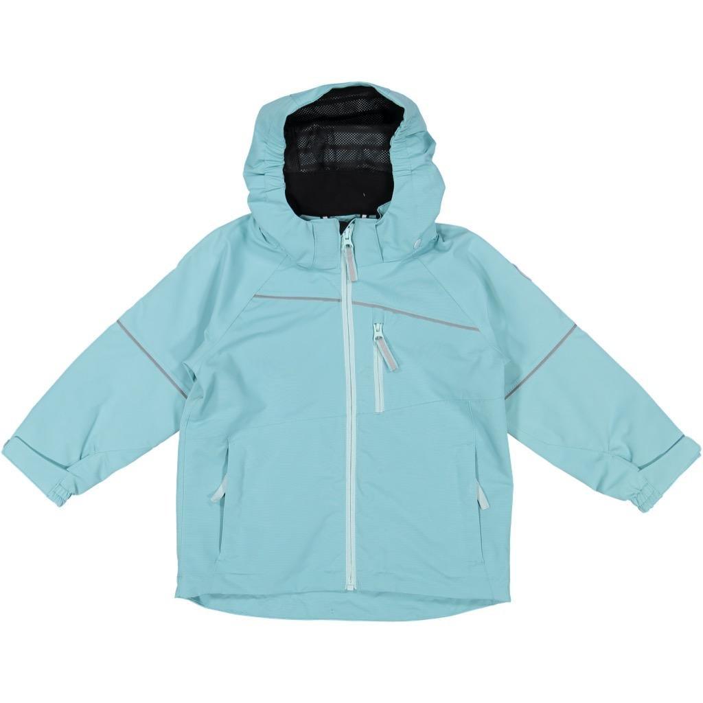 Polarn O. Pyret Shell Jacket (2-6YRS) - Nile Blue/5-6 Years