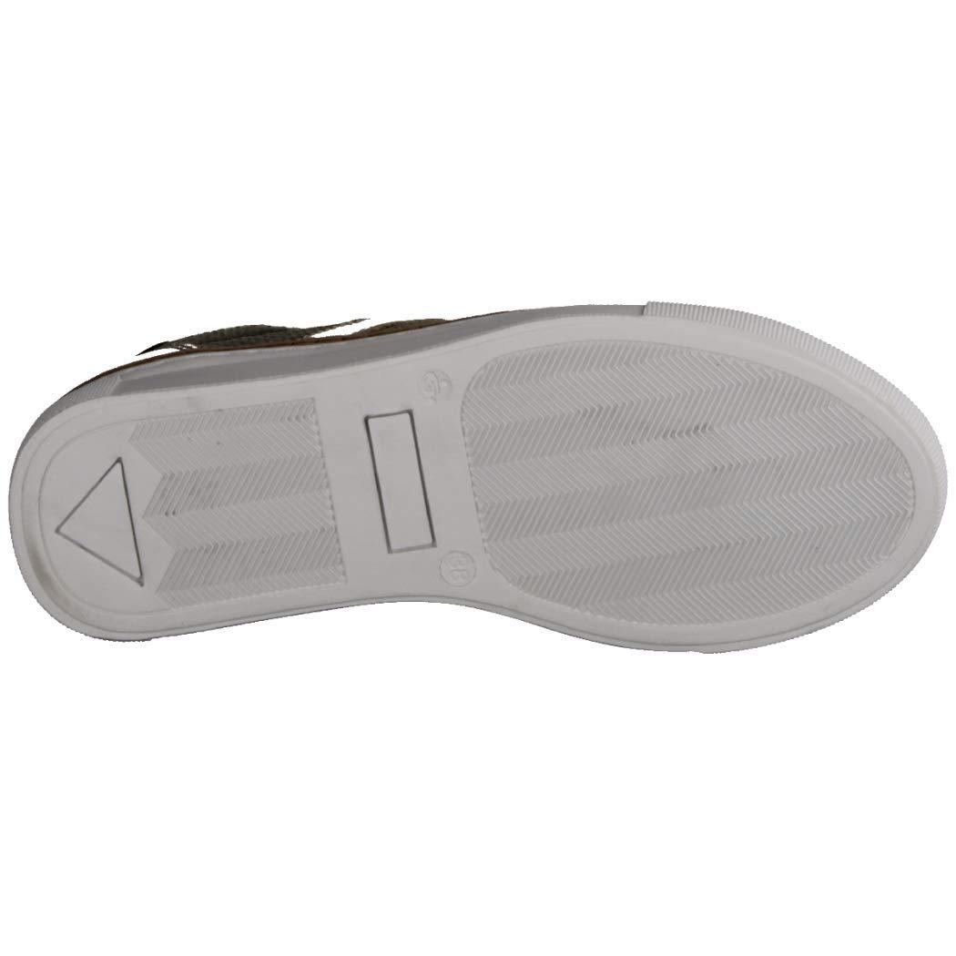 Maca Kitzbühel 2245 LightGold - - - Schnürschuh- Damenschuhe Turnschuhe Mehrfarbig Leder 213bea