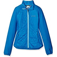 Columbia Womens Estrella Basin Jacket (Dark Cyan)