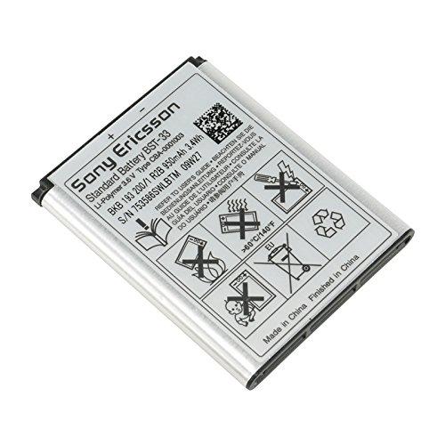Sony Ericsson TM506 P990i k310i k790 W705 W660i W850i W880i Battery BST-33