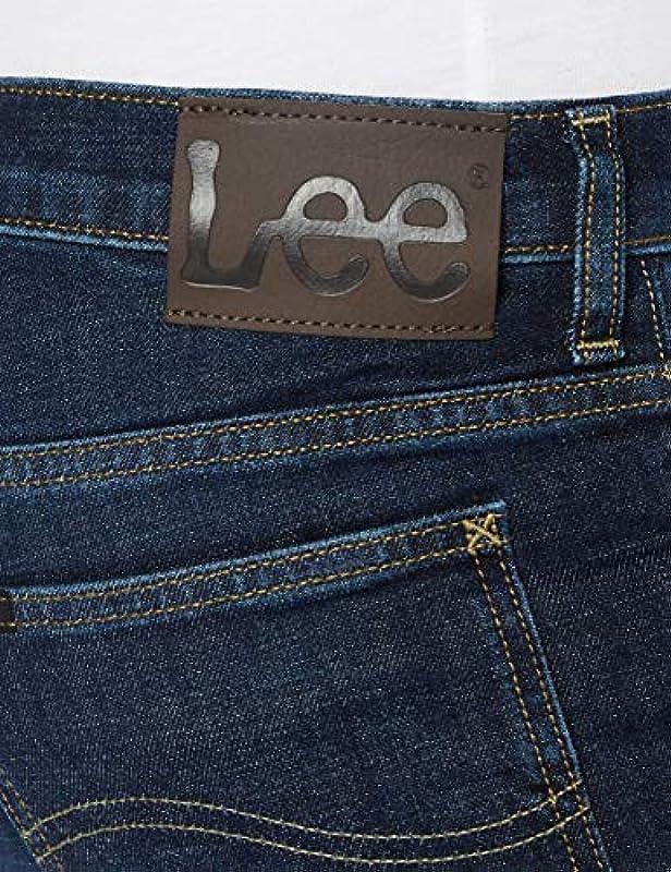 Lee Męskie Rider' Jeans: Odzież