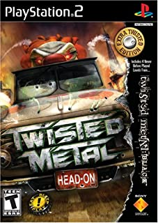 amazon com twisted metal iii unknown video games rh amazon com Twisted Metal Black Online Twisted Metal Black Online