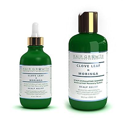 Herbal Hair Growth Anti-hair Loss System