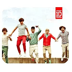 Custom One Direction Band High Quality Printing Square Mouse Pad Design Your Own Computer Mousepad