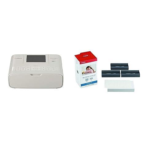 Canon Selphy CP1300 - Impresora fotográfica inalámbrica (Apple ...