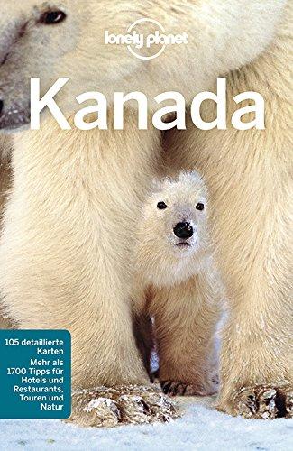 Lonely Planet Reiseführer Kanada  Lonely Planet Reiseführer Deutsch