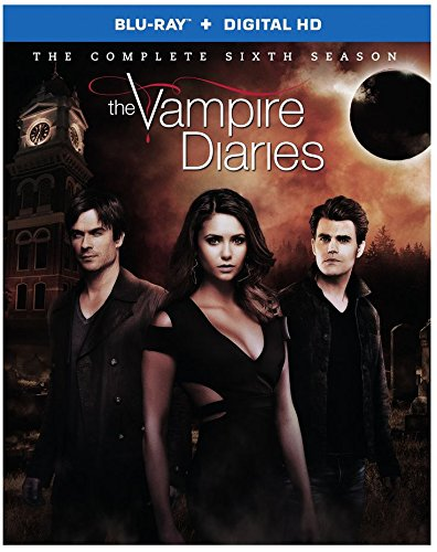 The Vampire Diaries The Complete Sixth Season Blu-Ray + Digital HD