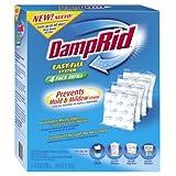 DampRid Easy-Fill Moisture Absorber Refill (Pack of 6)