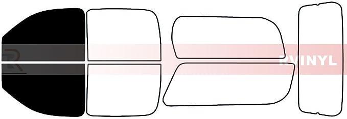 20/% Front Kit Rtint Window Tint Kit for GMC Yukon 2007-2014