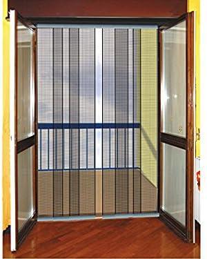 Akin 5pcs zanzariere Anti-Insetto zanzariere per Porte e finestre zanzariere fisse zanzariere per la Riparazione di reti adesive Sono Molto Adatte per Il Fissaggio di Piccoli Fori Accessori