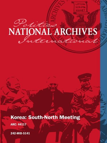 Korea  South North Meeting  Korean Propaganda