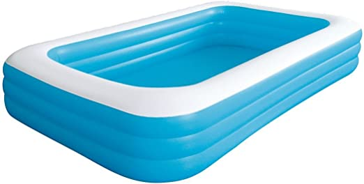 Jilong JL010184NPF -P79 - Piscina Inflable: Amazon.es: Jardín