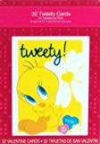 "32 ""Tweety!"" Valentine's Day Cards"