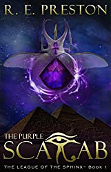 The League of the Sphinx: the Purple Scarab