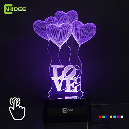 CNHIDEE Best friend gift nightlight for children Optical ...