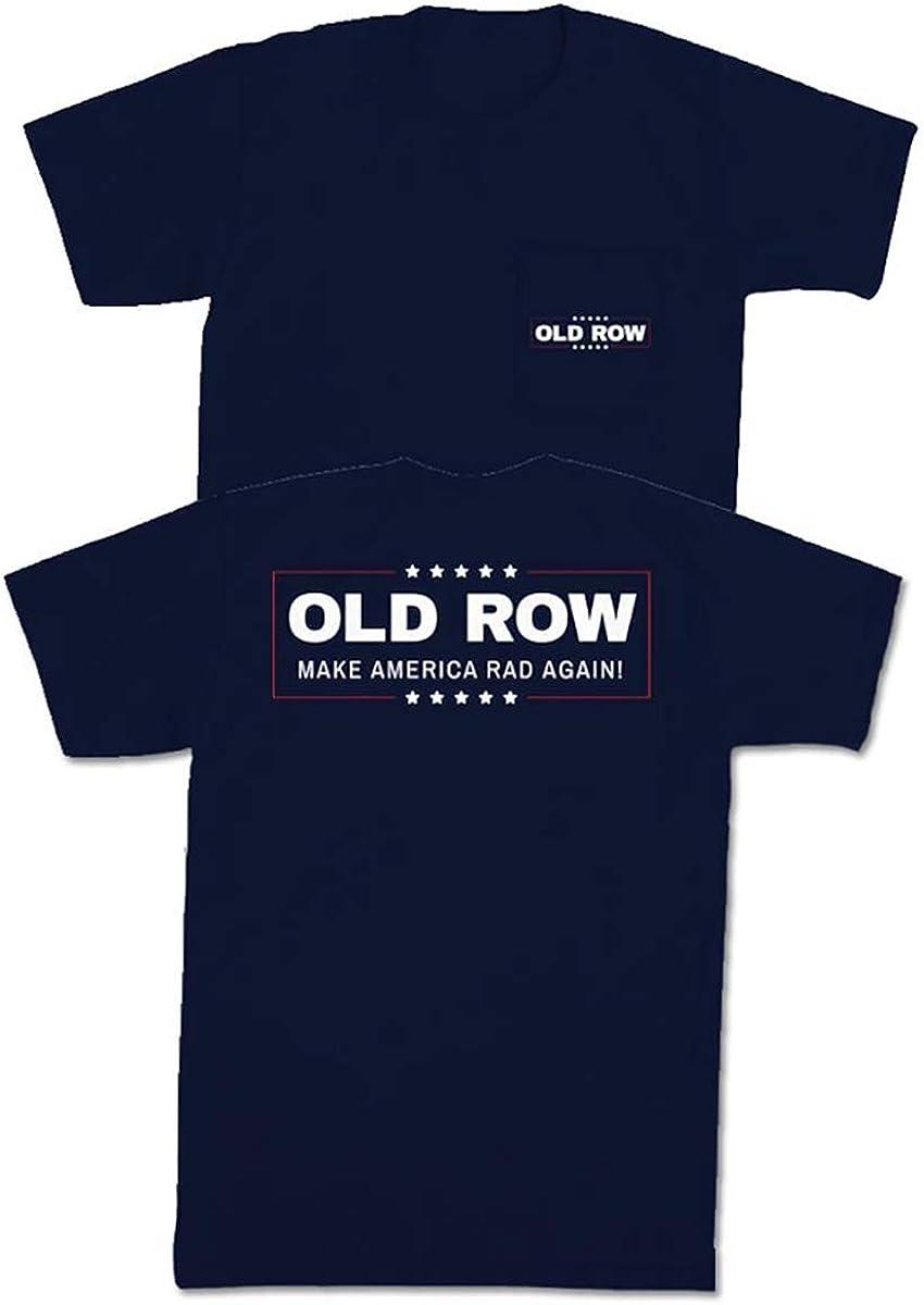 Make America/Rad Again Shirt Navy
