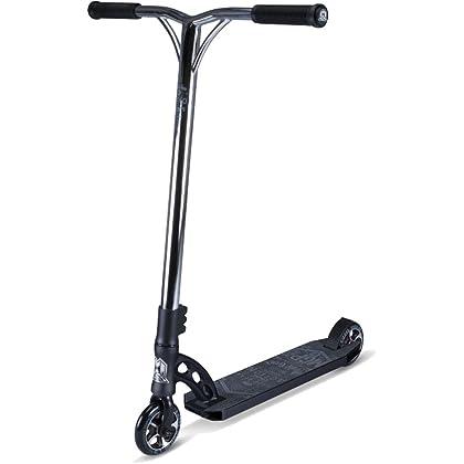 Madd Gear VX7 Team Black / Black Scooter Complete