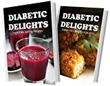 juicer delight - Sugar-Free Juicing Recipes and Sugar-Free Recipes For Kids: 2 Book Combo (Diabetic Delights)