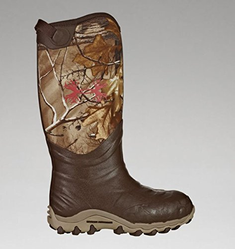 Under Armour UA Haw 2.0 800G Boot - Women's Realtree AP Xtra / Maverick Brown / Perfection 10 by Under Armour