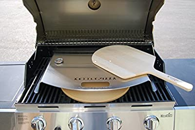 KettlePizza Gas Pro Deluxe Pizza Oven Kit - KPD-GP