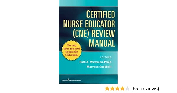 Certified nurse educator cne review manual 9780826105059 certified nurse educator cne review manual 9780826105059 medicine health science books amazon fandeluxe Image collections