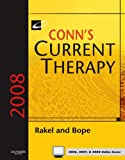 img - for Conn's Current Therapy 2008: Text with Online Reference, 1e book / textbook / text book