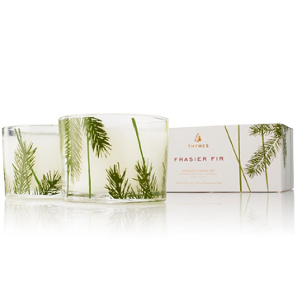 Thymes Frasier Fir Candle Set 0520483000