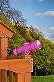 Creative Cedar Designs Playset Telescope Accessory- Pink, One Size