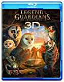 Legend of the Guardians-Owls of Ga'hoole (Two-Disc Blu-ray 3D / Blu-ray Combo)