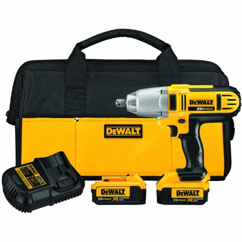 DEWALT-DCF889M2-20-volt-MAX-Lithium-Ion-12-Inch-High-Torque-Impact-Wrench-with-Detent-Pin