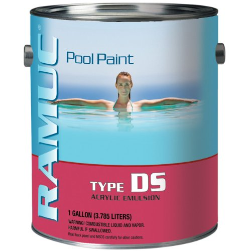 Ramuc DS Acrylic Pool Paint - Dawn Blue (1 Gallon)
