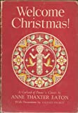 img - for Welcome Christmas - A Garland of Poems book / textbook / text book