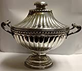 Old Newbury Crafters Pewter Soup Tureen