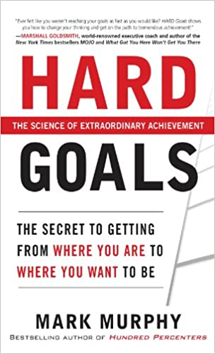 Amazon hard goals the secret to getting from where you are to hard goals the secret to getting from where you are to where you want to be 1st edition kindle edition fandeluxe Image collections